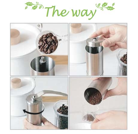 Silva tools coffee grinder