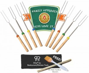 Silva Restaurant and Kitchen Tools BBQ Sticks