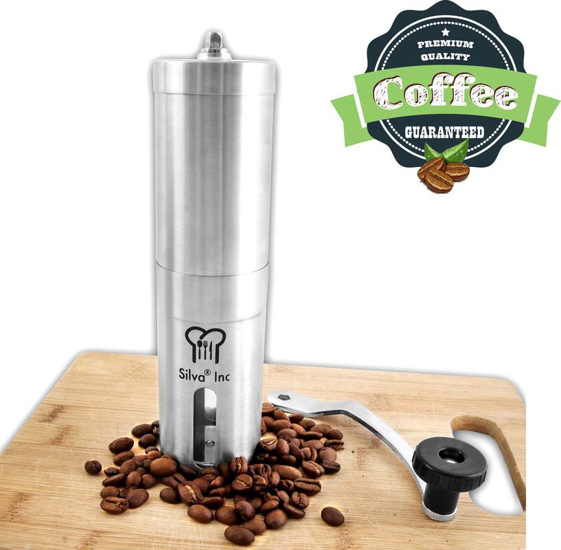 Best Manual Burr Coffee Grinder