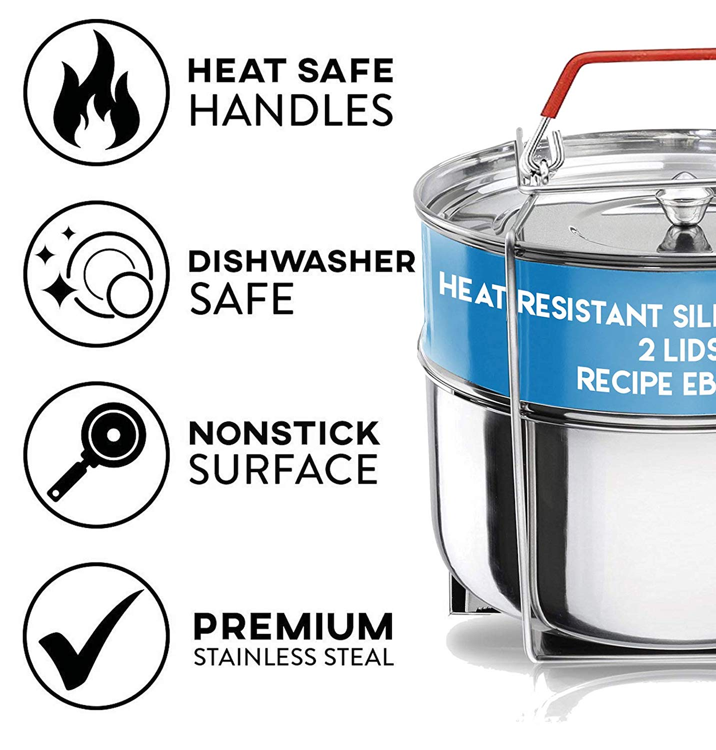 instant pot pressure cooker accessories